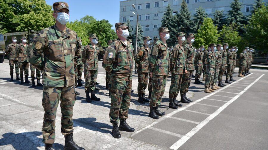 Restricții noi pentru militarii Armatei Naţionale! Ce au voie și ce nu au voie să facă, începând de azi