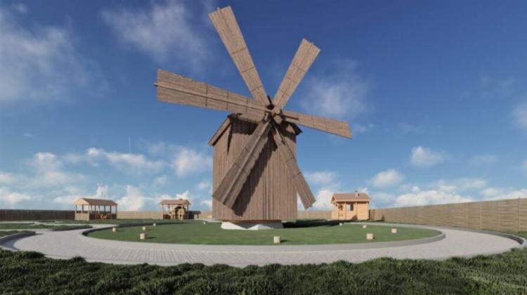 S-au găsit finanțatori pentru restaurarea morii de vânt din satul Gaidar. Acesta nu mai e funcțională din 2005