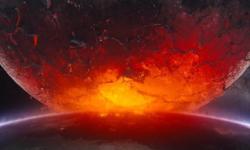 VIDEO Filmul care explică ce s-ar întâmpla dacă Pământul și Luna s-ar ciocni. Are un scenariu fenomenal!
