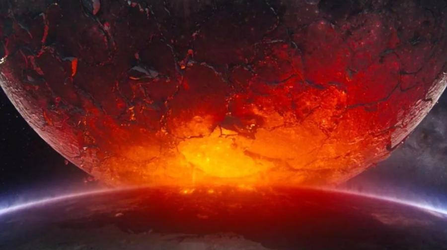 VIDEO Ce s-ar întâmpla dacă Pământul și Luna s-ar ciocni? Filmul Moonfall o să ne explice