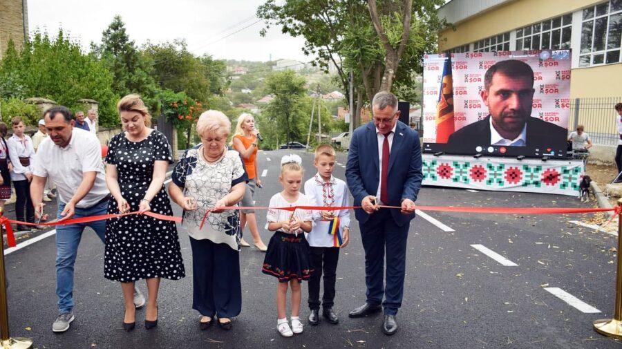 Străzile din municipiul Orhei, renovate în ritm alert de către echipa lui Ilan Șor