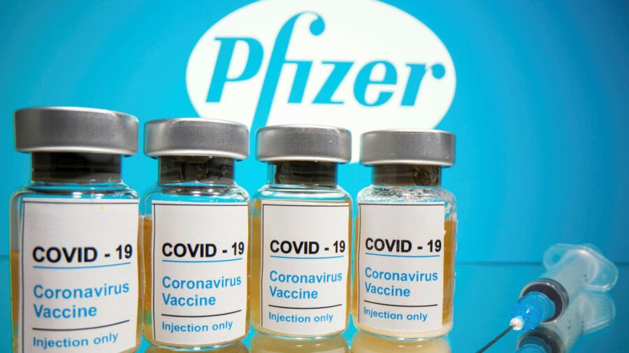 Un lot nou de vaccin Pfizer/BioNTech a ajuns la Chișinău! Este vorba despre 32.760 de doze de vaccin anti-COVID-19