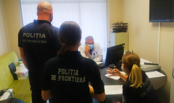 Polițiștii de frontieră, care nu sunt vaccinați, OBLIGAȚI să prezinte teste PCR la fiecare două săptămâni