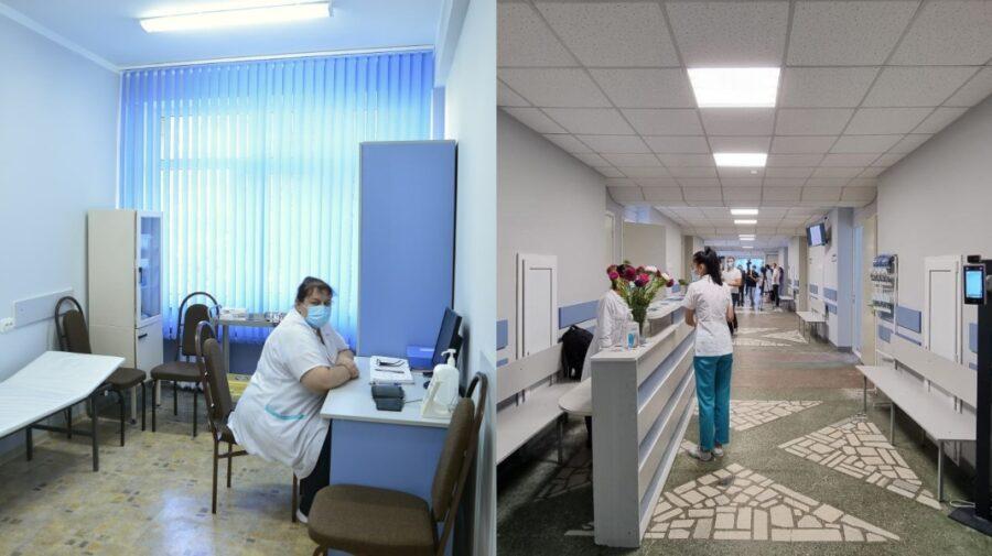 FOTO/VIDEO Condiții moderne la Asociația Medicală Teritorială Centru! S-au alocat aproape două milioane de lei