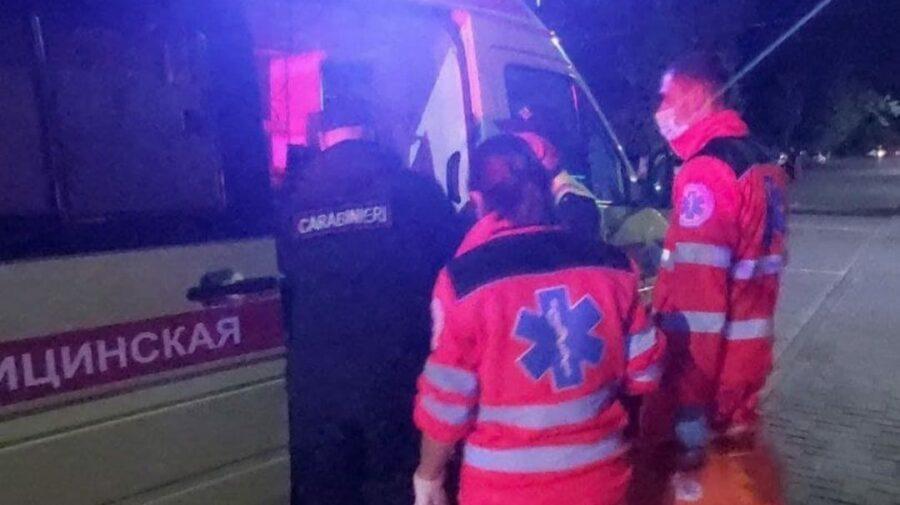 Nu au rămas indiferenți! Un bărbat din Comrat aflat în stare de dificultate, salvat de carabinieri