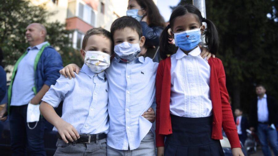 Condițiile în care începe școala în Moldova. Azi are loc și un protest al părinților la Guvern!