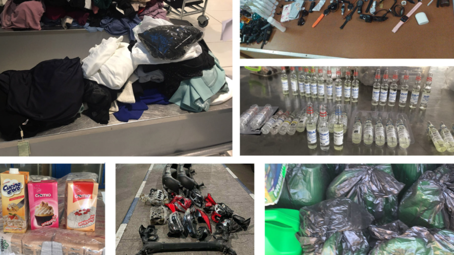 Ilegalități la trecerea hotarelor: Substanțe toxice și bunuri nedeclarate, descoperite de vameși