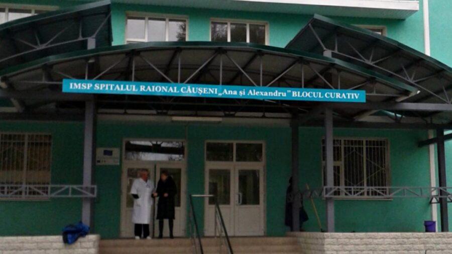 Rușine! Spitalul Căușeni recunoaște că asistenta medicală a luat bani de la pacienți. A sesizat poliția și procuratura