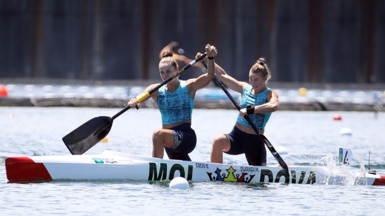 Doi sportivi moldoveni s-au calificat în finală la Mondialul de canoe U18 și U23. Cine sunt aceștia