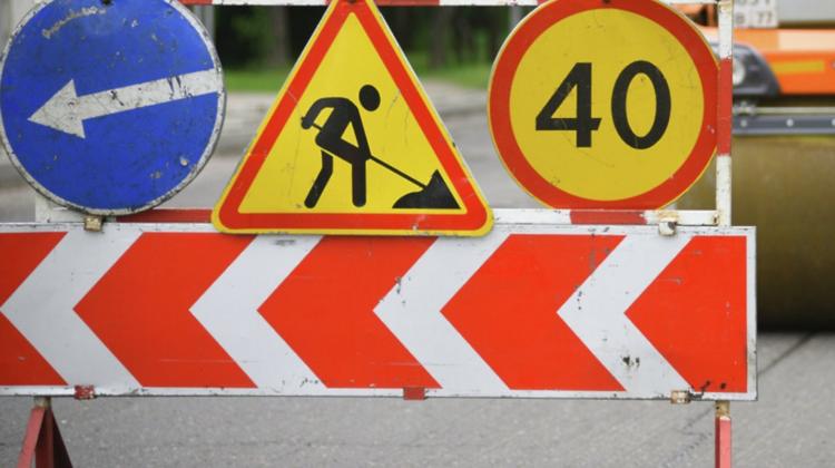Timp de câteva zile va fi suspendat total traficul rutier pe strada Vasile Badiu din Capitală. Vezi tronsonul vizat