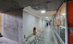 FOTO De nerecunoscut! Municipalitatea continuă lucrările de reparație la o trecere subterană. În ce sector se află?