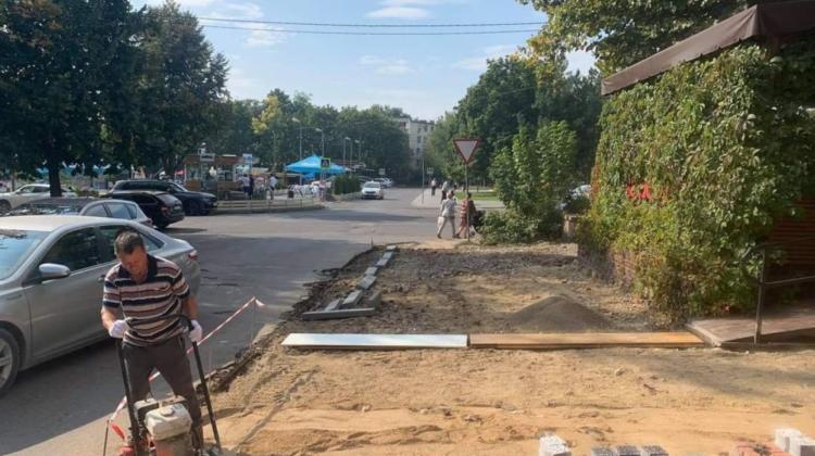Sectorul Rîșcani se modernizează! În zonă sunt reabilitate mai multe spații verzi şi obiecte de infrastructură