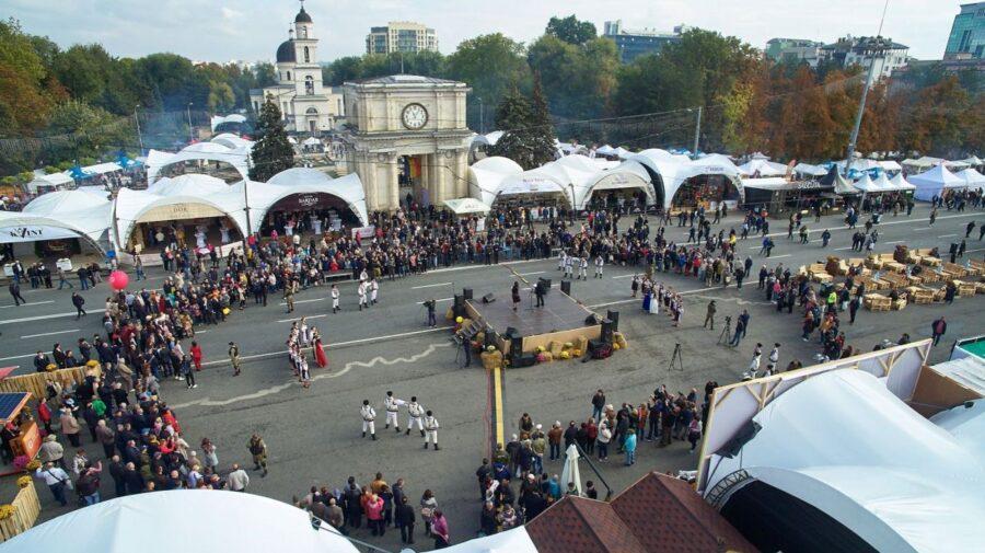 Ziua Naţională a Vinului, organizată anual în PMAN, ANULATĂ! S-a făcut la solicitarea Nataliei Gavrilița