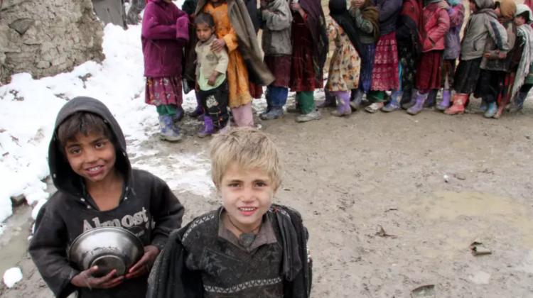 """ONU avertizează: Mai mult de jumătate din populația Afganistanului, în pericol de foamete. """"Copii vor muri"""""""