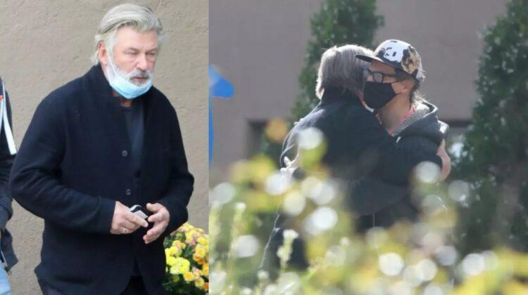 Actorul Alec Baldwin, întâlnire cu soțul femeii pe care a ucis-o accidental la filmări. L-a îmbrățișat!