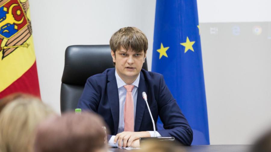Andrei Spînu, vizită de lucru în Polonia. Va purta discuții privind furnizarea gazelor naturale în Moldova