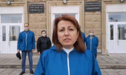 """Arina Spătaru, supărată. """"Legea este o mamă vitregă în raport cu candidatul neafiliat"""". A depus actele de înregistrare"""