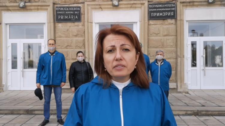 """""""Am fost refuzată"""". Arina Spataru, supărată pe guvernare, după ce nu a fost înregistrată în cursa electorală din Bălți"""