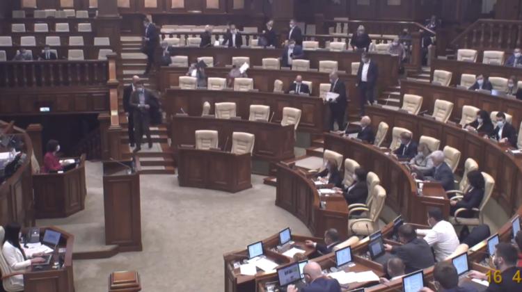 VIDEO Boicot politic la Parlament! PCRM și PSRM nu vor participa la ședința plenară de astăzi