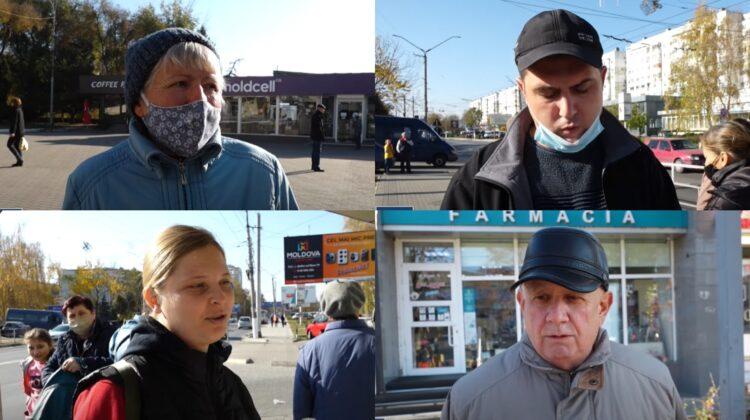 """STOP CADRU """"Sincer nu cunosc pe nimeni"""". Bălțenilor nu le arde de alegeri și nici de soarta candidaților"""