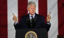 Bill Clinton, fost președinte SUA, internat la terapie intensivă. Nu este vorba de Covid-19