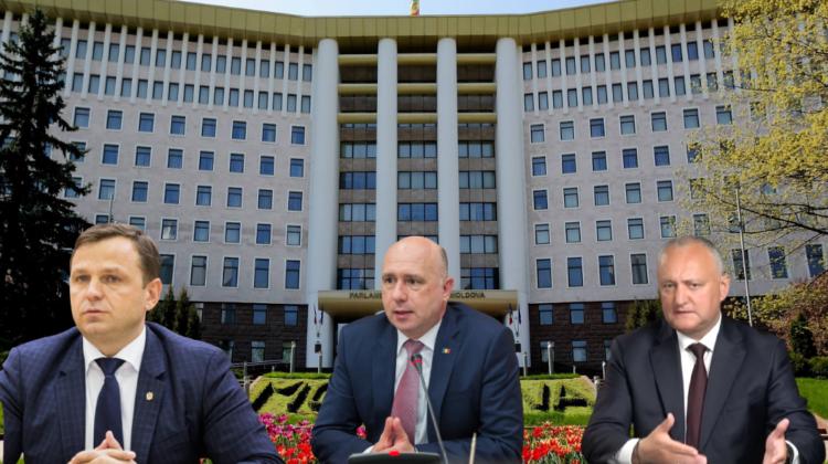 Victor Pelin: Năstase, Filip, Dodon…liderii care obțin rezultate proaste la alegeri se văd nevoiți să demisioneze