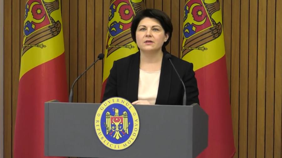 ULTIMA ORĂ! Natalia Gavrilița va susține o conferință de presă pe subiectul aprovizionării cu gaze naturale a țării