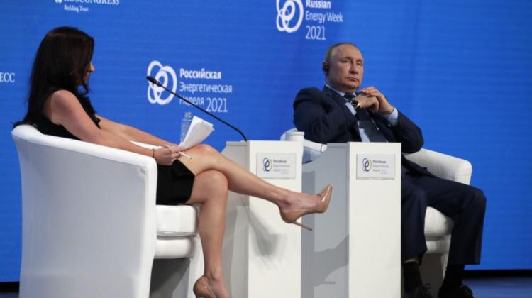 Vladimir Putin, acuzat pentru replică sexistă în adresa unei jurnaliste: Ești prea frumoasă ca să înțelegi ce spun