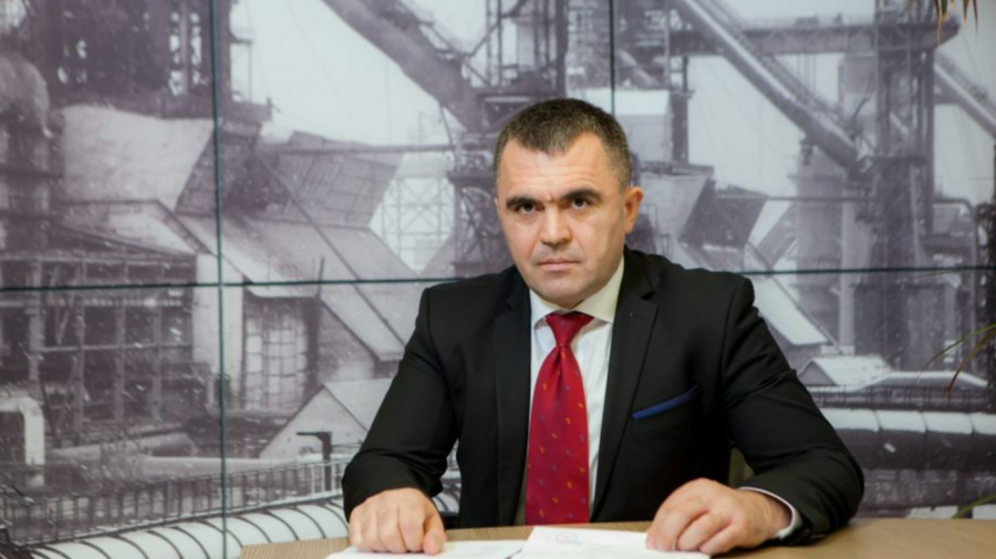 """Igor Cujba și-a dat demisia de la """"Metalferos"""". Cine este și cu ce avere a plecat directorul general"""