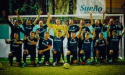 Echipa de fotbal maib – în TOP 5 cele mai bune echipe de la EURO Business Cup