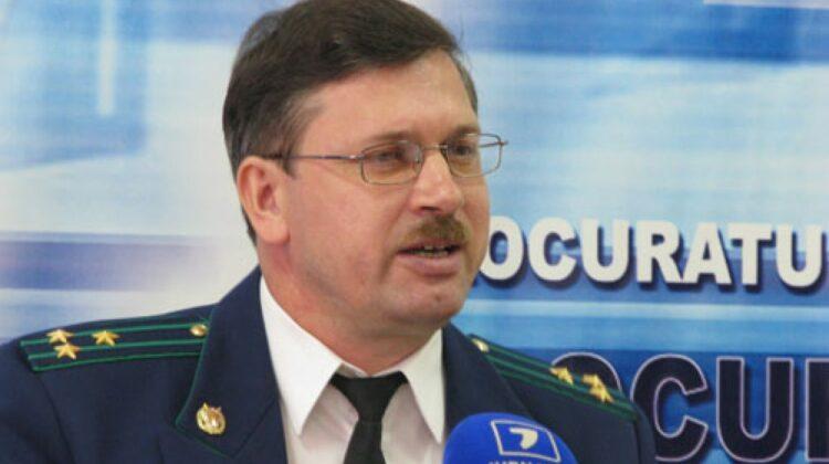 """""""Trilogia"""" Procuraturii Generale. Al doilea adjunct al lui Stoianoglo, suspendat din funcție și-a dat demisia"""