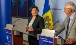 R LIVE Consiliul de Asociere RM-UE. Natalia Gavrilița, Josep Borrell și Oliver Varhelyi susțin o conferință de presă