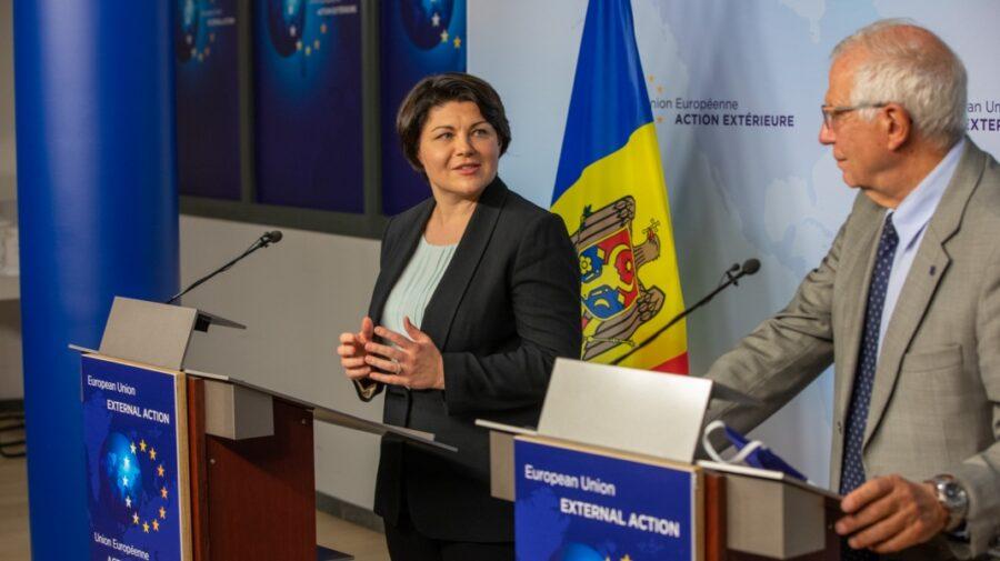 Natalia Gavrilița pleacă din țară pentru două zile. Va fi însoțită de trei miniștri. Unde urmează să participe