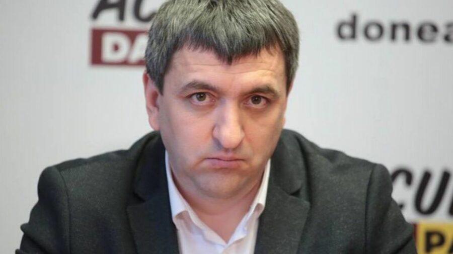 Carp a dezvăluit că a scris sesizarea împotriva lui Stoianoglo în nicio săptămână, bazându-se pe informațiile din presă