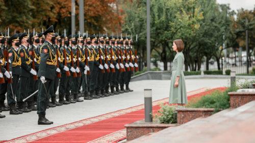 VIDEO Maia Sandu, declarație în exclusivitate de ce nu merge la Moscova să se întâlnească cu Putin