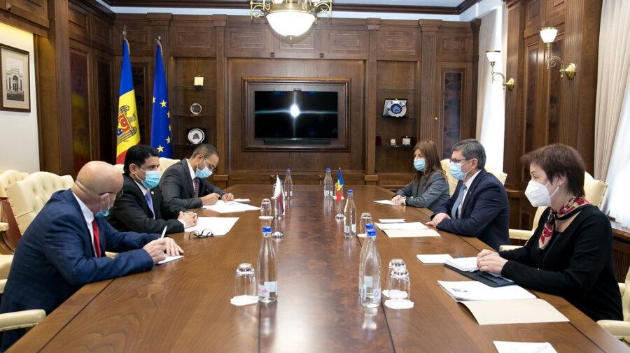 VIDEO  Moldova și Qatar vor să renunțe la vizele turistice și la dubla impozitare
