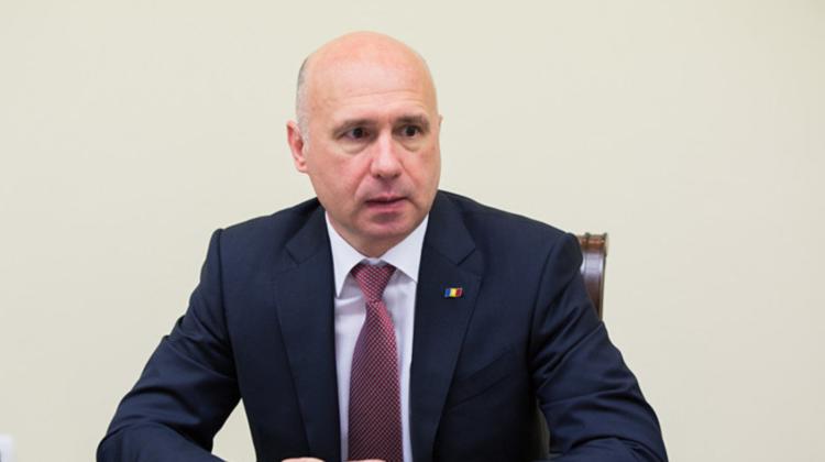 VIDEO Pavel Filip se retrage de la cârma Partidului Democrat din Moldova