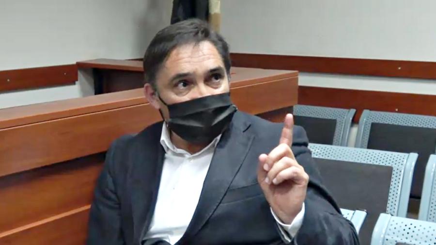 """VIDEO Stoianoglo a declarat cine ar sta în spatele reținerii sale pe care o consideră """"o infracțiune"""""""