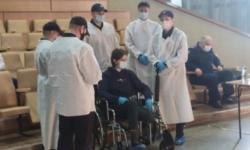 VIDEO Atacatorul de la universitatea din Perm, care a ucis 8 persoane, plasat în arest preventiv! Are doar un picior