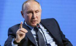 Ordin politic! Putin i-a cerut Gazprom-ului să crească presiunea gazelor livrate Germaniei și Austriei
