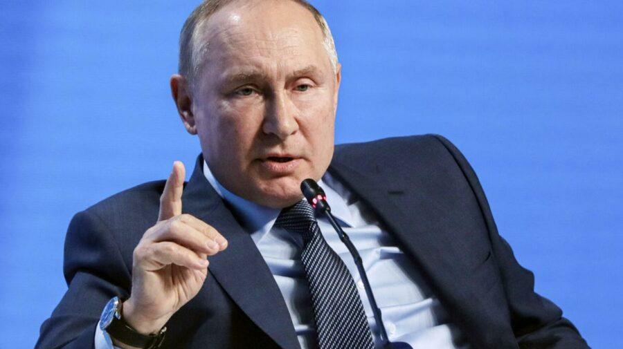 """Putin și-a definit poziția față de criptomonede: """"Au dreptul de a exista și pot fi folosite ca mijloc de plată"""""""
