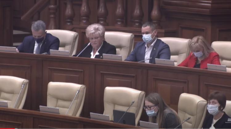 """Majoritatea parlamentară a PAS a respins din nou proiectul Partidului """"ȘOR"""" privind compensarea facturilor pentru gaze"""