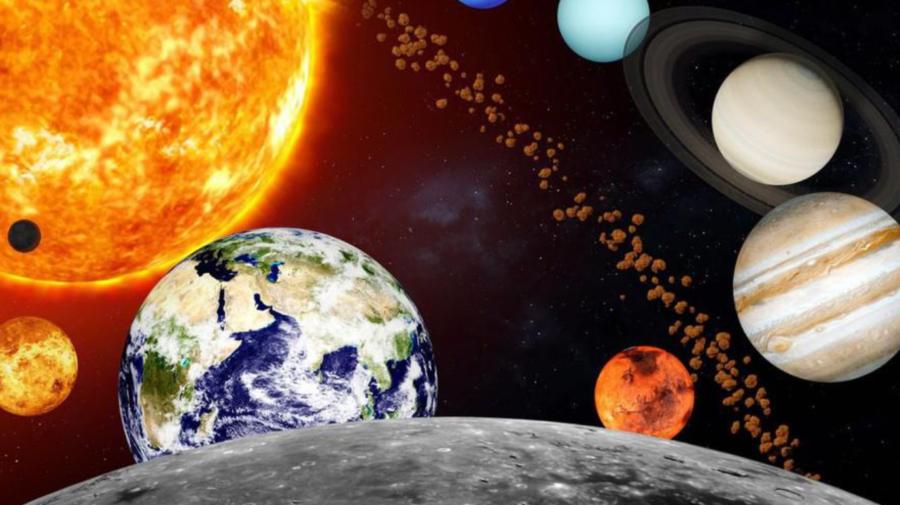 Primele imagini de pe Mercur. Cum arată cea mai mică planetă a sistemului solar