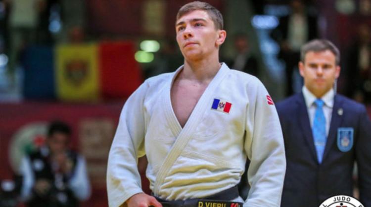Judocanul Denis Vieru și-a încheiat evoluția la Grand Slam-ul de la Paris. Ce loc a ocupat