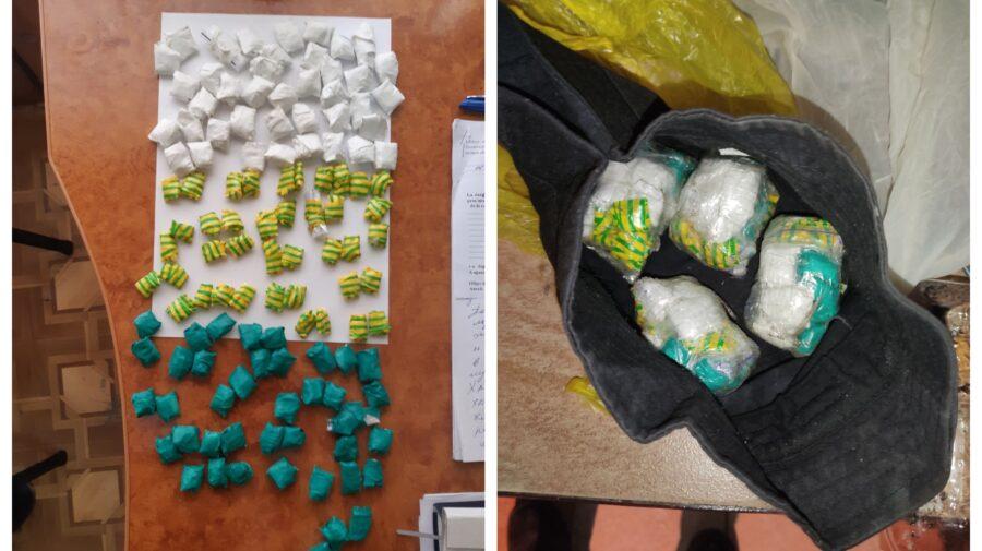 """Descoperire """"grasă"""" la Bălți! Oamenii legii au depistat 120 de pachețele cu droguri sintetice. Unde urmau să ajungă?"""
