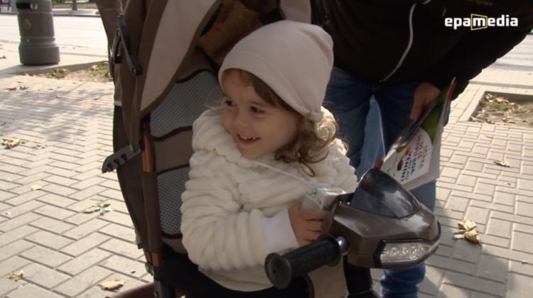 (VIDEO) Hramul Chișinăului, sărbătorit altfel. O companie a adus zâmbete pe fețele locuitorilor capitalei