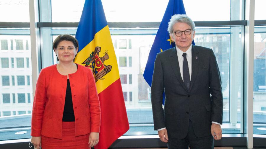 Procesul de digitalizare pornit de Guvernul Gavrilița, apreciat de un oficial de la Bruxelles