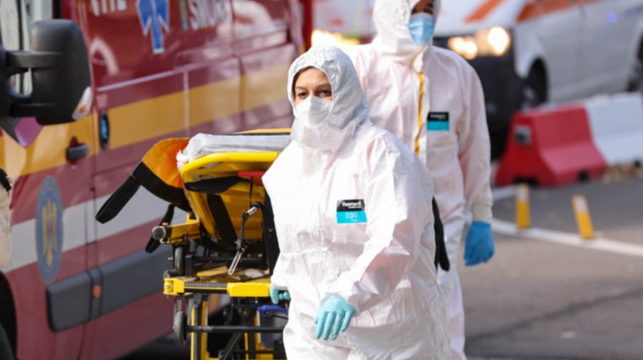 Consecințele incendiului de la Spitalul de Boli Infecțioase Constanța: Zeci de pacienți, la terapie intensivă