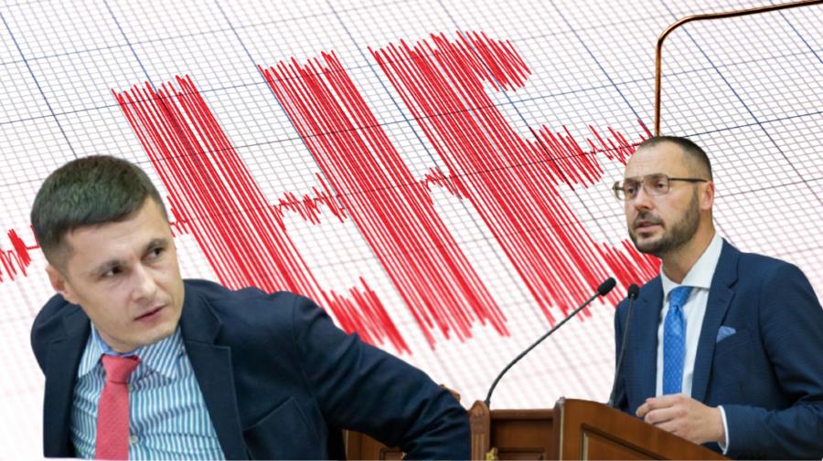 PROVOCAREA ZILEI! Fadei Nagacevschi îl vrea pe Sergiu Litvinenco trecut prin poligraf: Gluma se îngroașă