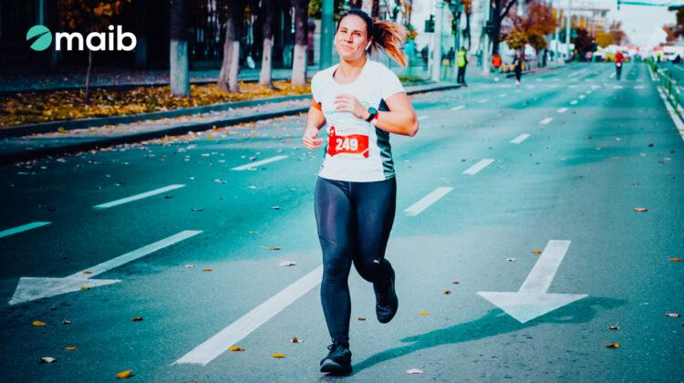 Angajații maib, pe podiumul Chișinău International Marathon
